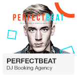 PerfectBeat DJ Booking Agency Adobe Muse Template